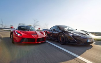 moutian,sky,Red,Mclaren,Speed,lead,supercars,Road