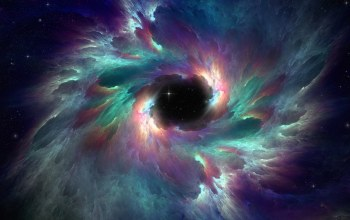 свет,The iridescent nebula