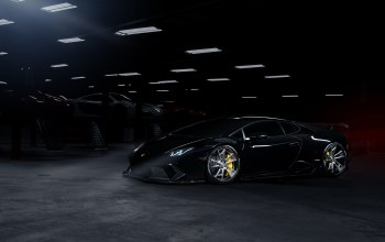 wheels,Lamborghini,dark,supercar,Color,garage,lp610-4