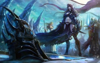 wow,world of warcraft,wrath of the lich king,sylvanas windrunner,wotlk