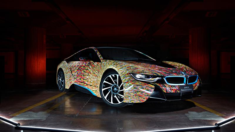 бмв,i8,garage italia customs,Bmw,i12