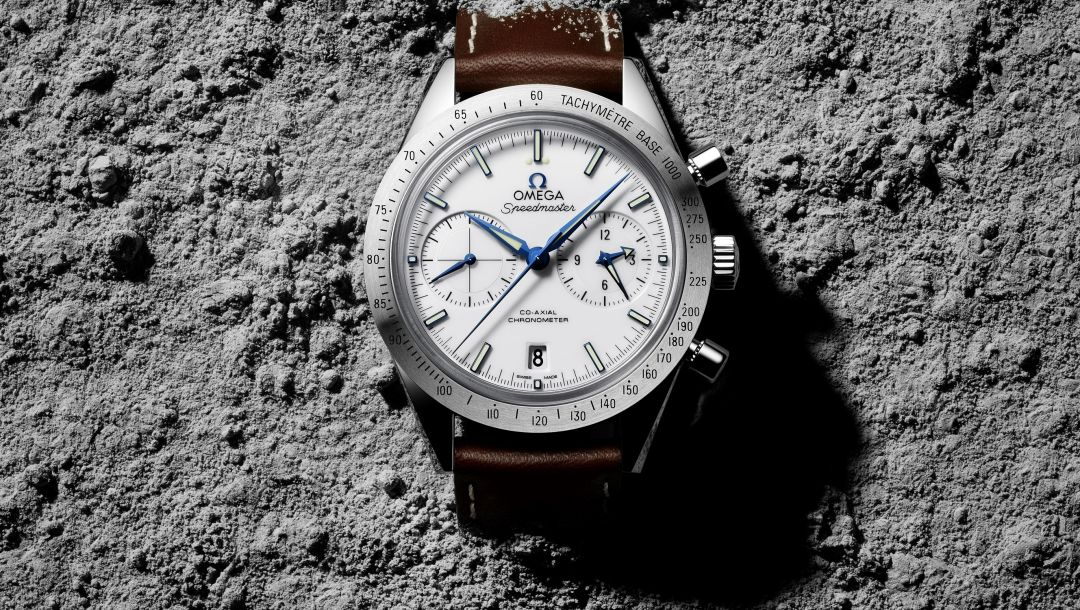 speedmaster '57 co-axial chronograph