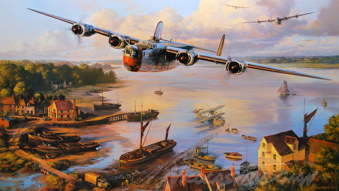 aviation,dogfight,ww2,b24 liberator,Airplane,war,aircraft