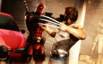 wade wilson,Wolverine,Marvel comics,Deadpool