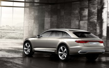 prologue,allroad,2015,ауди