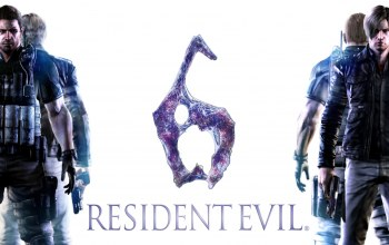 pistol,Resident evil 6,chris redfield,leon scott kennedy,biohazard 6,gun