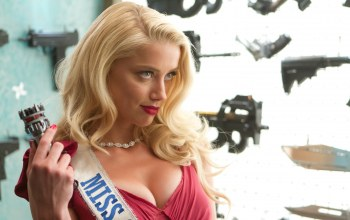 Amber heard,machete kills