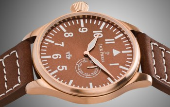 copper,Watch,brown,Jack pierre,bronze