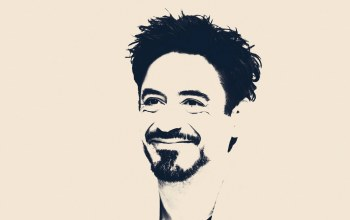 портрет,robert downey jr