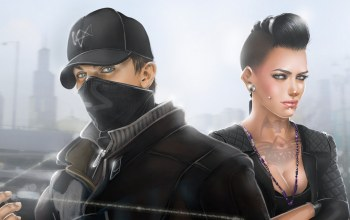 chicago,watch dogs,clara lille,ubisoft montréal,Aiden pearce,сторожевые псы