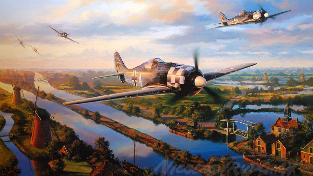 aviation,trudgian,ww2,Fw 190,Airplane,war,dogfight,aircraft