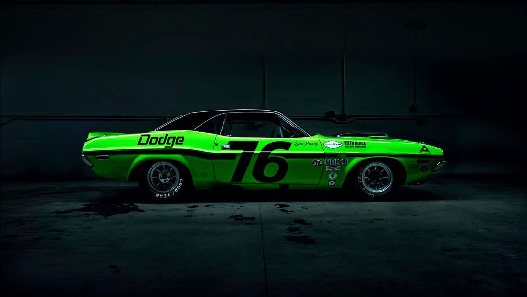 dodge,side,Race,dark,car,challenger,american,Muscle