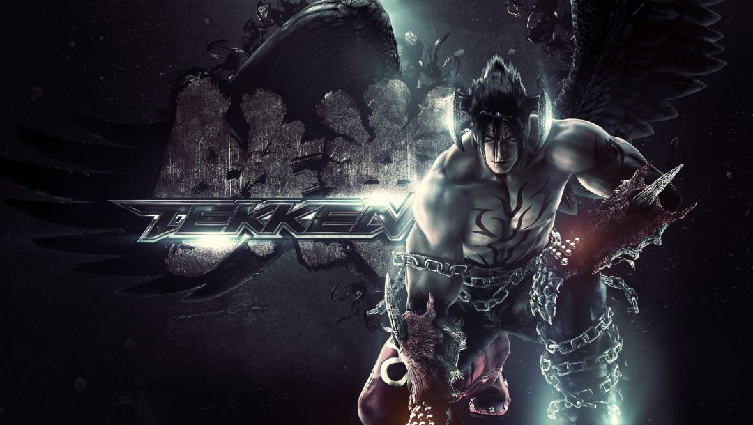 fighting,devil jin,боец
