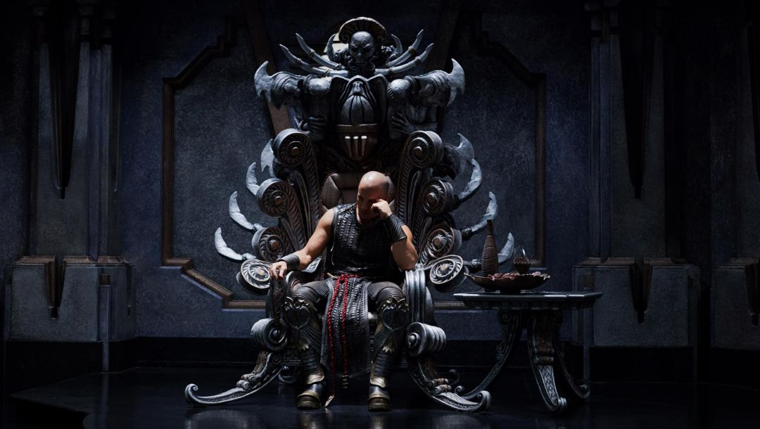 трон,vin diesel,вин дизель,The chronicles of riddick,хроники риддика