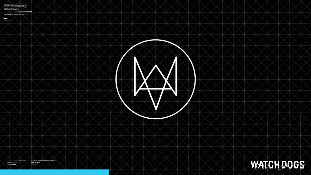ubisoft,знак,watch dogs