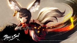аниме,белочка,Blade and soul,blade & soul
