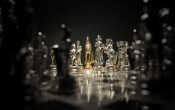 board,bishop,Chess,king,game,woman,rook,dark,Gold,pawn,queen