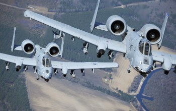 звено,A-10,штурмовик,u.s. air force,thunderbolt ii,ввс сша