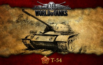 World of tanks,ссср,т-54,wot,таракан