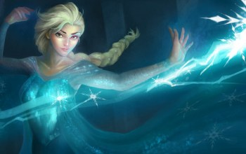 Мультфильм,walt disney,Frozen,Snow queen elsa