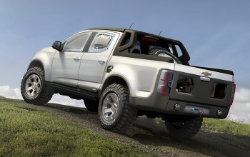 rally,chevrolet,colorado,ралли,шевроле,колорадо,concept,концепт