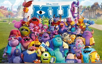 inc.,Monsters university,университет монстров,monsters