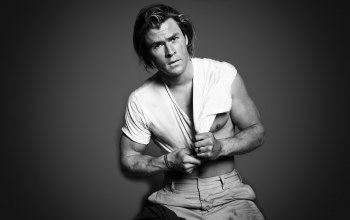 chris hemsworth,журнал«gq»,фотосессия