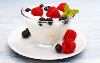 sweet,черника,yogurt,berries