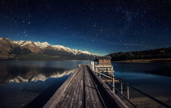 inland lake,прис,new zealand, south island,lake wakatipu