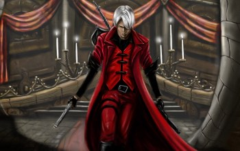 dmc 1,kzeor,half-demon,demon hunter,Devil may cry 1,sword