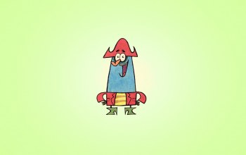 captain knuckles,Капитан кастет,the marvelous misadventures of flapjack,funny