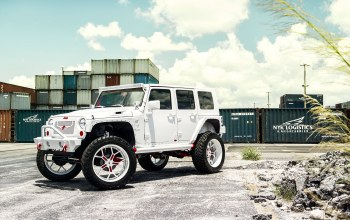 Jeep wrangler,внедорожник,andrew link,automotive photography,car,тюнинг,miami