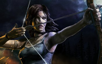 лук,tomb raider,lara croft,лара крофт