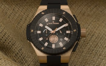Watch,bronze,fabric,Jack pierre