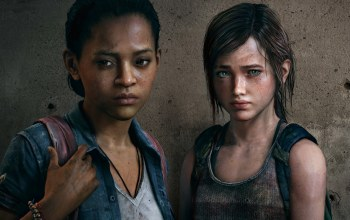 подружки,The last of us,left behind,элли,Ellie,riley
