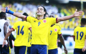Radamel falcao garcia,Colombia,goal,fifa world cup 2014,football,glory,paraguay