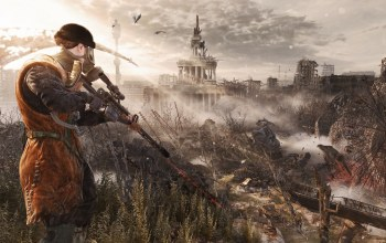 Metro: last light,4a games,deep silver,метро 2033: луч надежды