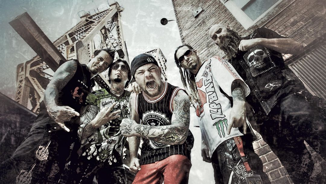 Five finger death punch,Groove,ffdp,5fdp