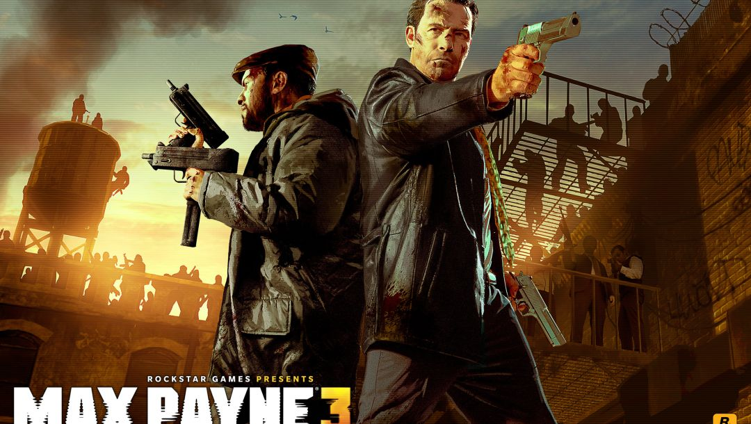 Max payne 3,deathmatch made in heaven