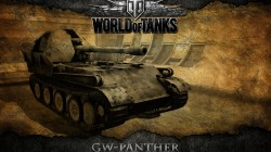 wot,арта,gw panther,World of tanks,германия,сау