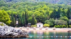 sea,beach,trees,montenegro,горы,green,mountins,rozl,nice,sweet,черногория