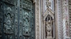 Florence cathedralm,decorated,wall
