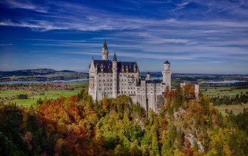 Bavaria,Neuschwanstein castle,замок нойшванштайн,бавария,Germany