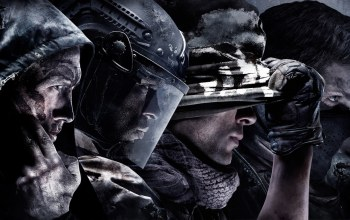 infinity ward,солдат,activision,зов долга: призраки,call of duty: ghosts