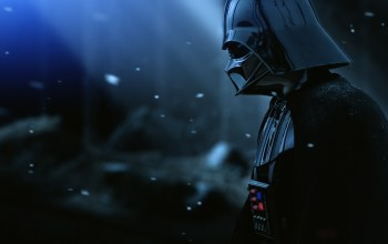Darth vader,armor,helmet,the force unleashed ii,movie,snow,film
