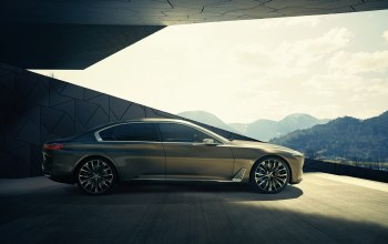 luxury concept,future,vision,Bmw