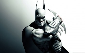 Летучая мышь,Batman arkham city