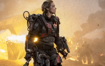edge of tomorrow,emily blunt,rita vrataski,Грань будущего