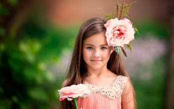 улыбка,Little flower,child photography,beautiful eyes,цветок,Девочка