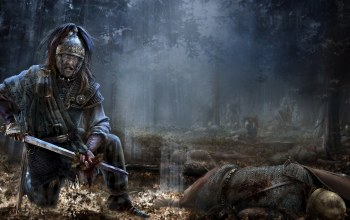 rome 2,pict warrior,background,dead legionnaires,wood,total war: rome 2,Total war,video games